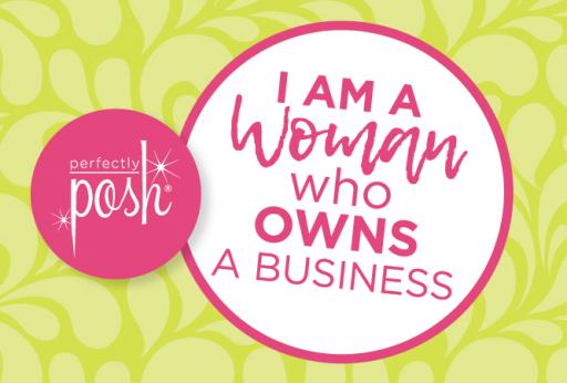 I am a women that owns a business